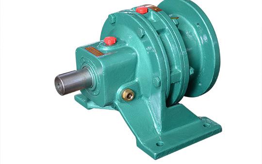 滁州摆线针轮减速机的使用与维护