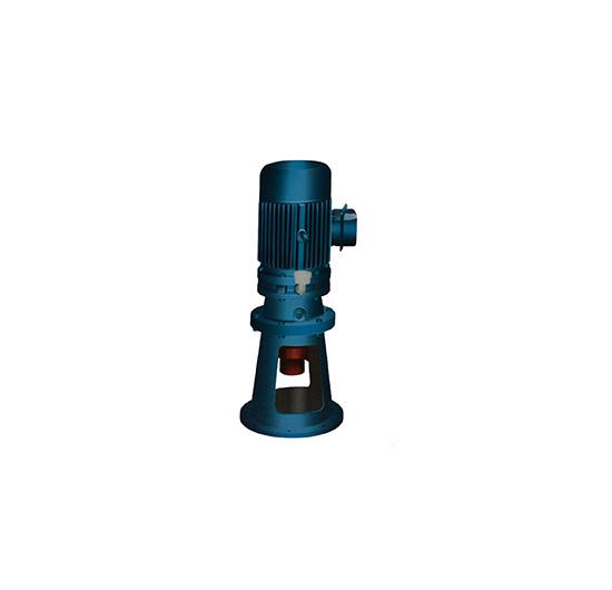 单级立式摆线针轮减速器(带JA支架)