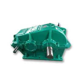 JZQ系列齿轮减速机